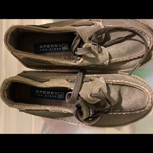 Sperry too-Sider casual boy shoes, size 12.5
